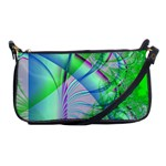 Fractal34 Shoulder Clutch Bag
