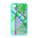 Fractal34 Apple iPhone 4 Case (Color)