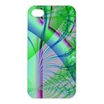 Fractal34 Apple iPhone 4/4S Hardshell Case