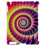 Fractal34 Apple iPad 2 Hardshell Case (Compatible with Smart Cover)