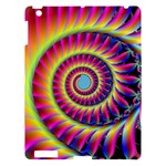 Fractal34 Apple iPad 3/4 Hardshell Case