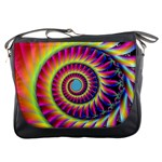Fractal34 Messenger Bag