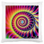 Fractal34 Large Cushion Case (Two Sides)