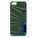 Fractal34 Apple Seamless iPhone 5 Case (Color)