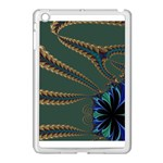 Fractal34 Apple iPad Mini Case (White)