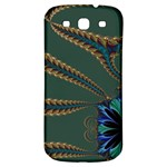 Fractal34 Samsung Galaxy S3 S III Classic Hardshell Back Case