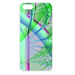 Fractal34 Apple iPhone 5 Seamless Case (White)