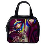 Design 10 Classic Handbag (One Side)