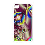 Design 10 Apple iPhone 4 Case (White)
