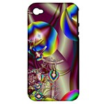 Design 10 Apple iPhone 4/4S Hardshell Case (PC+Silicone)