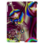 Design 10 Apple iPad 3/4 Hardshell Case (Compatible with Smart Cover)