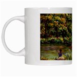 Tenant House in Summer by Ave Hurley - White Mug