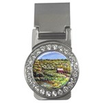 Tenant House in Summer by Ave Hurley - Money Clip (CZ)