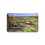 Tenant House in Summer by Ave Hurley - Magnet (Name Card)
