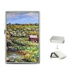 Tenant House in Summer by Ave Hurley - Flip Top Lighter