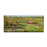 Tenant House in Summer by Ave Hurley - Hand Towel