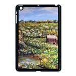 Tenant House In Summer  by Ave Hurley  ArtRave.com/AH-001 Apple iPad Mini Case (Black)