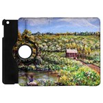 Tenant House In Summer  by Ave Hurley  ArtRave.com/AH-001 Apple iPad Mini Flip 360 Case
