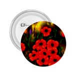 Poppies   by Ave Hurley ~ ArtRave.com 2.25  Button