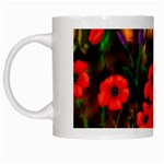 Poppies   by Ave Hurley ~ ArtRave.com White Mug
