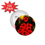 Poppies   by Ave Hurley ~ ArtRave.com 1.75  Button (100 pack)