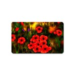 Poppies   by Ave Hurley ~ ArtRave.com Magnet (Name Card)