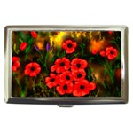 Poppies   by Ave Hurley ~ ArtRave.com Cigarette Money Case