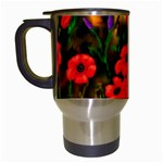 Poppies   by Ave Hurley ~ ArtRave.com Travel Mug (White)