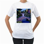 My Garden By Ave Hurley Ah 001 163 Original 1 45mg Women s T-Shirt