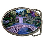 My Garden By Ave Hurley Ah 001 163 Original 1 45mg Belt Buckle