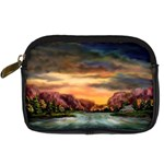 Abigail s Hideaway by Ave Hurley - Digital Camera Leather Case
