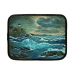 Hobson s Lighthouse by Ave Hurley - Netbook Case (Small)