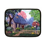Essex Cottage by Ave Hurley - Netbook Case (Small)