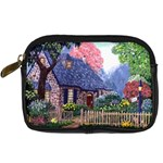 Essex Cottage by Ave Hurley - Digital Camera Leather Case