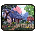 Essex Cottage by Ave Hurley - Netbook Case (XXL)