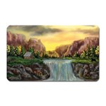 Brenton s Waterfalls by Ave Hurley - Magnet (Rectangular)