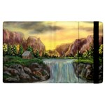 Brenton s Waterfall - Apple iPad 2 Flip Case