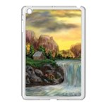 Brenton s Waterfall -  Apple iPad Mini Case (White)