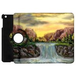 Brenton s Waterfall -  Apple iPad Mini Flip 360 Case