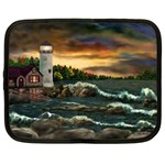 David s Lighthouse by Ave Hurley - Netbook Case (XXL)