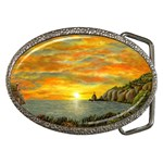 Sunset Of Hope (2mb) Belt Buckle