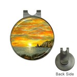 Sunset Of Hope (2mb) Golf Ball Marker Hat Clip