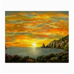 Sunset Of Hope (2mb) Glasses Cloth (Small)