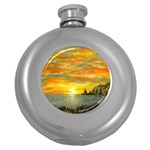 Sunset Of Hope (2mb) Hip Flask (5 oz)