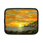 Sunset Of Hope (2mb) Netbook Case (Small)