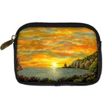 Sunset Of Hope (2mb) Digital Camera Leather Case