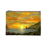 Sunset Of Hope (2mb) Cosmetic Bag (Large)