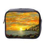 Sunset Of Hope (2mb) Mini Toiletries Bag (Two Sides)
