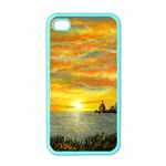 Sunset Of Hope (2mb) Apple iPhone 4 Case (Color)