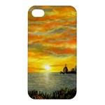 Sunset Of Hope (2mb) Apple iPhone 4/4S Hardshell Case